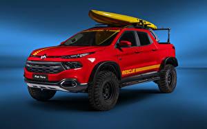 Fotos Fiat Rot Pick-up 2018-19 Toro Rescue