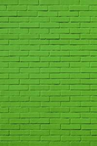 Fotos Textur Aus Ziegel Grün Mauer