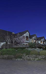 Hintergrundbilder Vereinigte Staaten Gebäude Herrenhaus Strauch Nacht Trigo Trail Trabuco Canyon