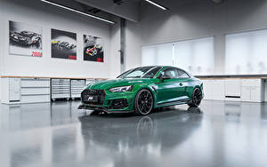 Pictures Audi Coupe Green 2018 ABT RS 5-R Cars