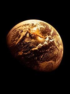 Hintergrundbilder Erde Schwarzer Hintergrund Weltraum