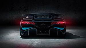 Hintergrundbilder BUGATTI Hinten 2019 Divo Autos