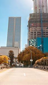 Hintergrundbilder Vereinigte Staaten Haus Straße Miami Stadtstraße