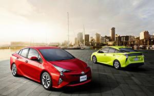 Fotos Toyota Zwei Hybrid Autos Prius