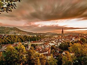 Bilder Gebäude Bern Schweiz