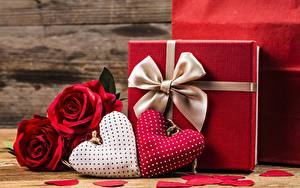Images Valentine's Day Gifts Heart Bow
