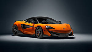 Bilder McLaren Orange Metallisch 2018 600LT Worldwide Autos