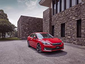 Fotos Subaru Rot Metallisch 2019-20 Impreza G4