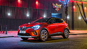 Fotos Renault Softroader Rot 2019-20 Captur S-Edition auto