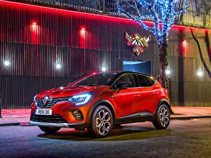 Images Renault CUV Red 2019-20 Captur S-Edition automobile