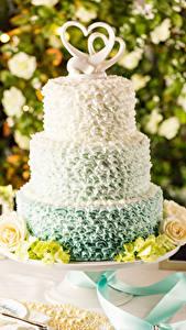 Hintergrundbilder Süßigkeiten Torte Rosen Design Herz Lebensmittel