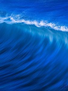 Fotos Wasserwelle Hautnah Meer