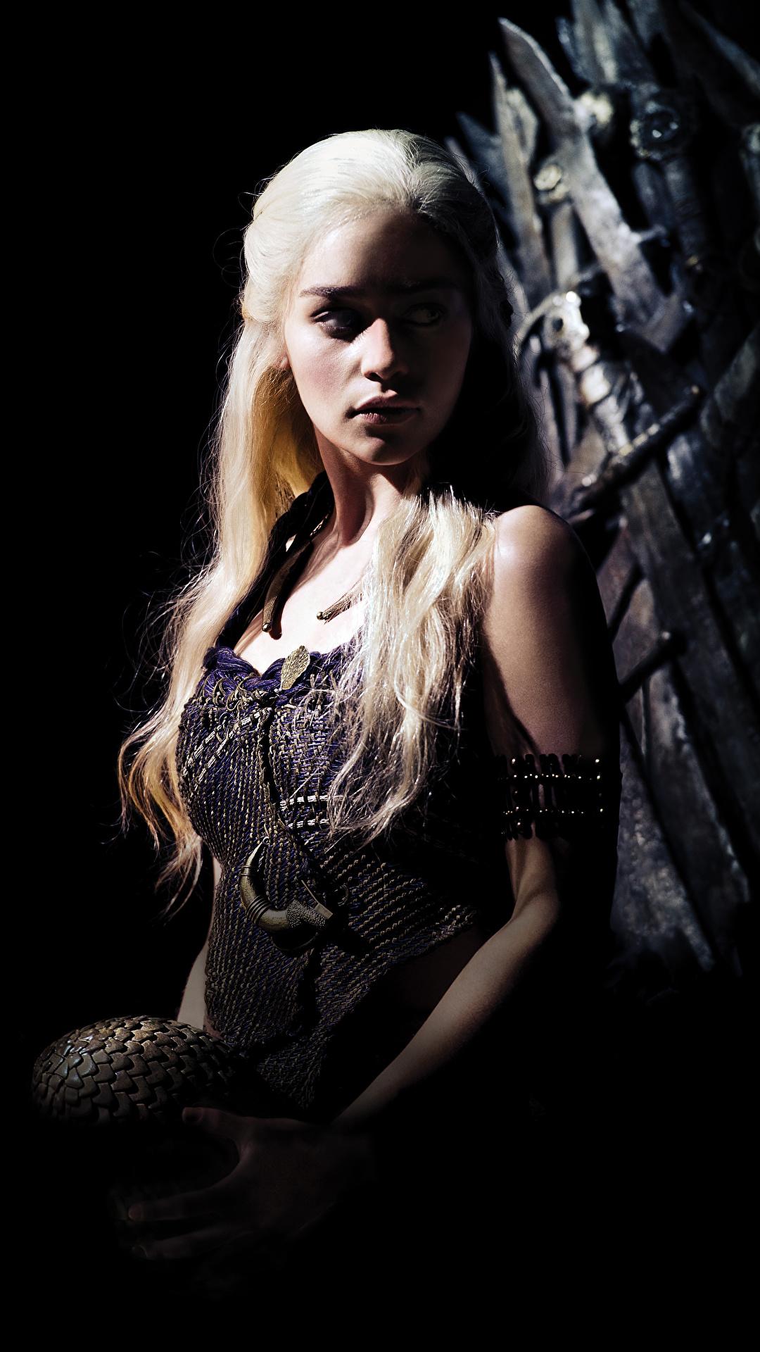 Photos Game Of Thrones Daenerys Targaryen Emilia Clarke 1080x1920