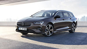 Fotos Opel Braune Metallisch 2020 Insignia Sports Tourer