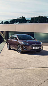 Fotos Ford Metallisch Braune Focus, Vignale, Worldwide Autos