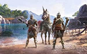 Hintergrundbilder Assassin's Creed Odyssey Krieger DLC