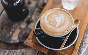 Hintergrundbilder Kaffee Cappuccino Tasse