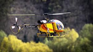 Hintergrundbilder Hubschrauber Spielzeuge Flug Luftfahrt