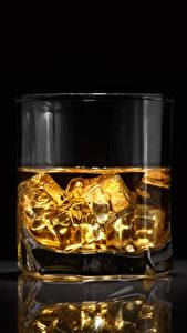 Hintergrundbilder Whiskey Trinkglas Eis Lebensmittel