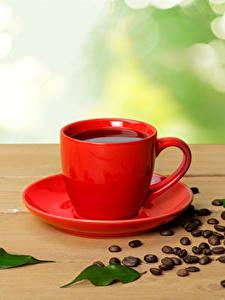 Fotos Kaffee Tasse Getreide Blattwerk das Essen