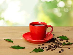 Fotos Kaffee Tasse Getreide Blattwerk