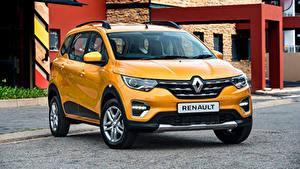 Fotos Renault Gelb Metallisch 2020 Triber auto