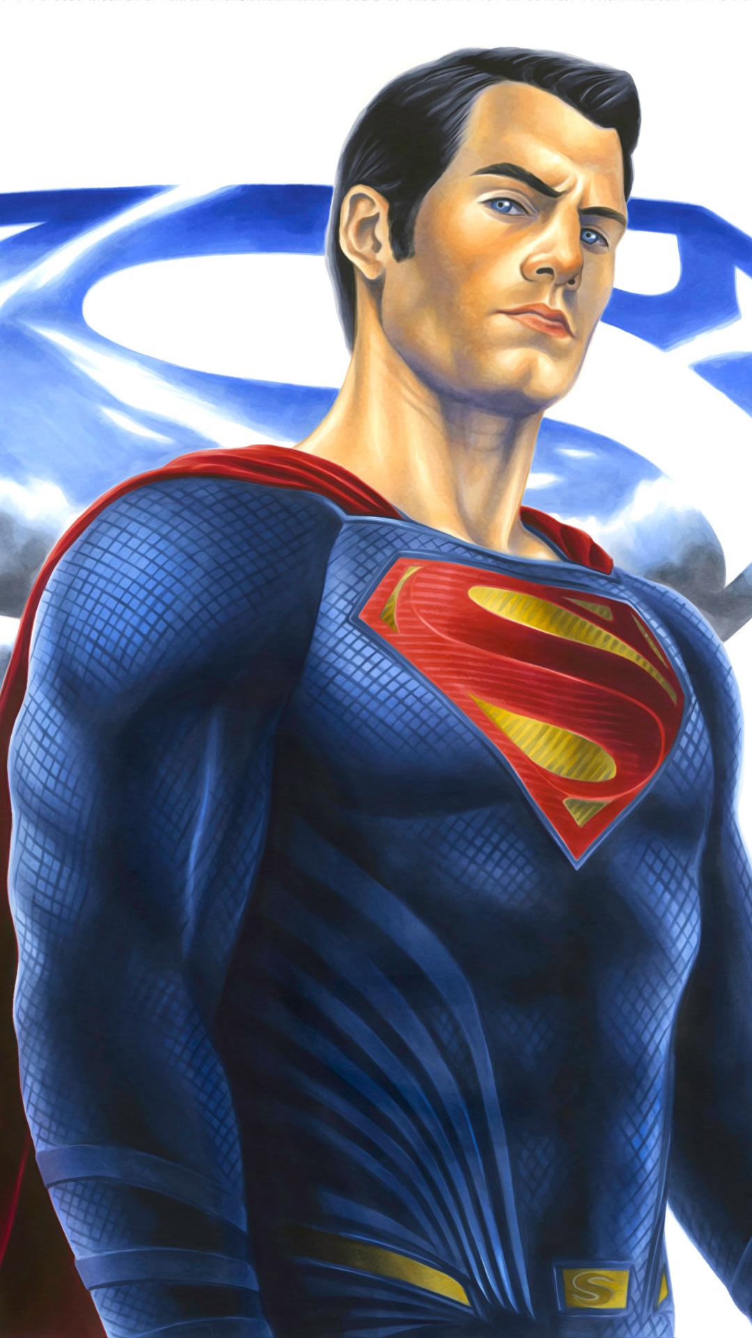 1080x1920 Superman Herói Homem Fantasia para celular Telemóvel