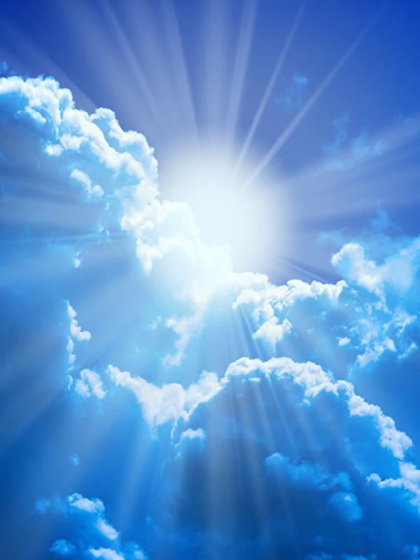 Bilder Lichtstrahl Natur Sonne Himmel Wolke 600x800