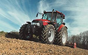 Fotos Landwirtschaftlichen Maschinen Traktor 2013-19 Case IH Farmall 110JX
