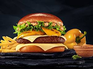 Bilder Hamburger Großansicht Fast food