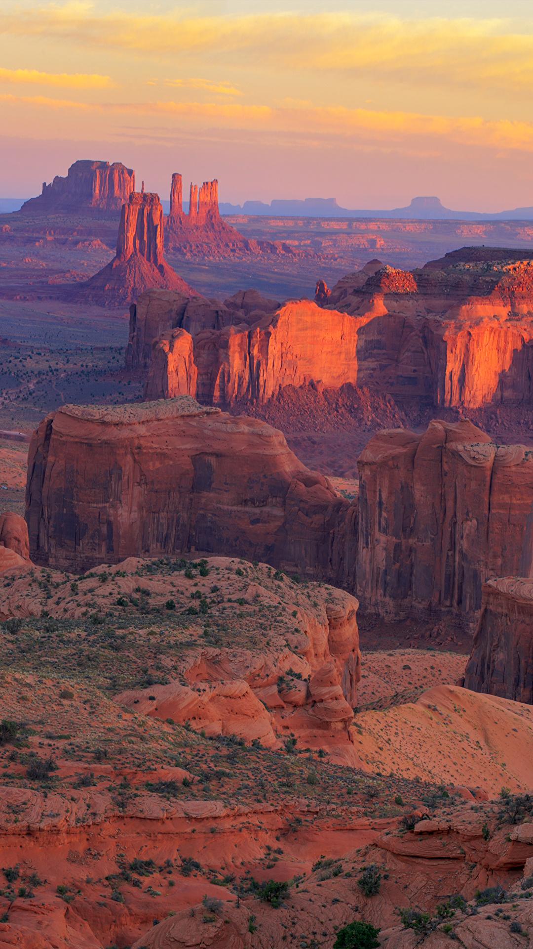Desktop Wallpapers Grand Canyon Park Usa Cliff Nature 1080x1920