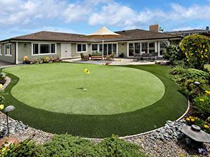 Hintergrundbilder Vereinigte Staaten Haus Eigenheim Design Rasen Laguna Beach Städte