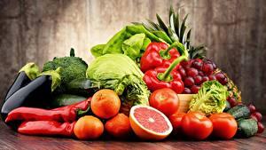 Bilder Obst Gemüse Lebensmittel