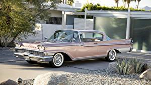 Bilder Retro 1959 Mercury Park Lane 2-door Hardtop Autos