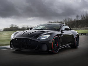 Images Aston Martin Black Motion 2019 DBS Superleggera TAG Heuer Edition Cars