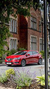 Bilder Renault Rot Metallisch 2016 Megane GT Line Autos