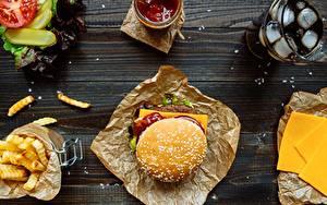 Hintergrundbilder Burger Fast food Ketchup Lebensmittel