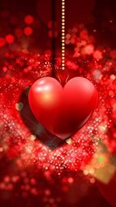 Fotos Valentinstag Herz Rot