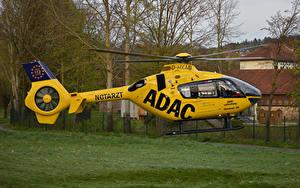Fotos Hubschrauber Gelb Christoph 28