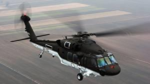 Fotos Hubschrauber Flug Amerikanischer S-70i, BLACK HAWK