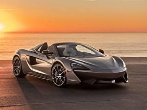 Hintergrundbilder McLaren Roadster spider 570s
