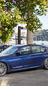 Images BMW Metallic Blue 2018 540i Sedan M Sport auto
