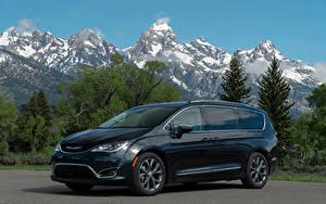 Pictures Chrysler Blue Metallic