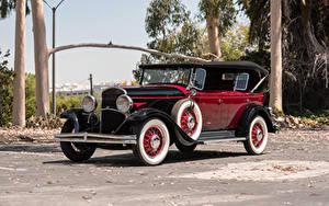 Pictures Chrysler Vintage Metallic 1930 Series 77 Phaeton