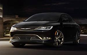 Photo Chrysler Black 2016 200S Alloy Edition