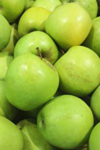 Bilder Äpfel Nahaufnahme Grün das Essen