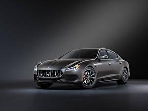 Pictures Maserati Grey Metallic Quattroporte GT Sport Package, M156, 2020 automobile