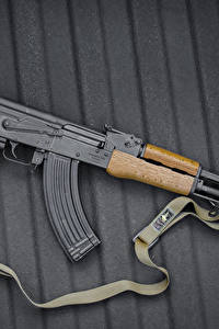 Pictures Assault rifle AK 47 Russian Army