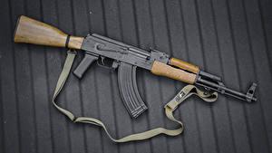 Hintergrundbilder Sturmgewehr Kalaschnikow Russische Heer