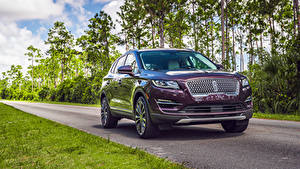 Images Lincoln Metallic Violet 2019 Lincoln MKC Black Label automobile